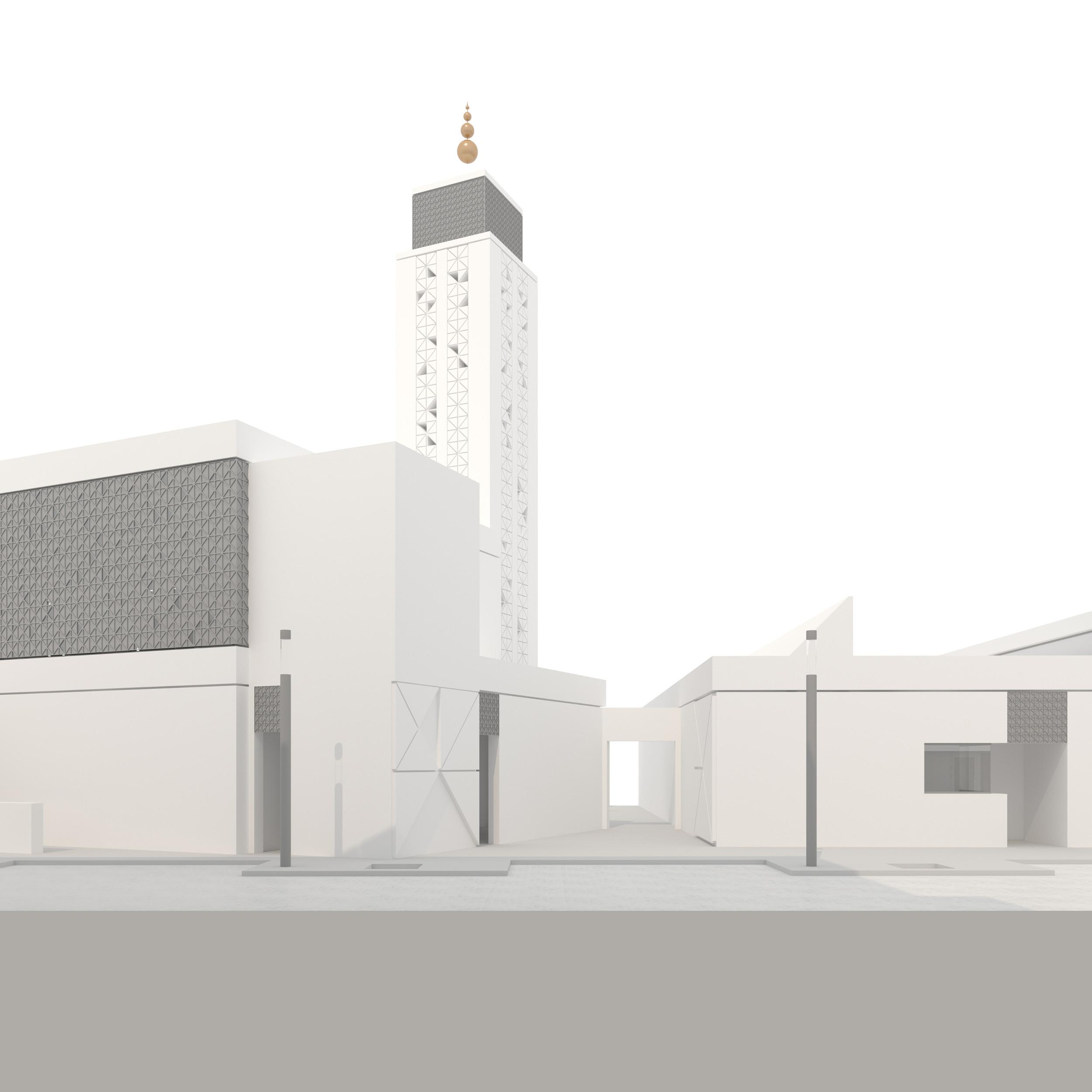 MH.SITE.RES RAIS.11.vue mosquée hammam