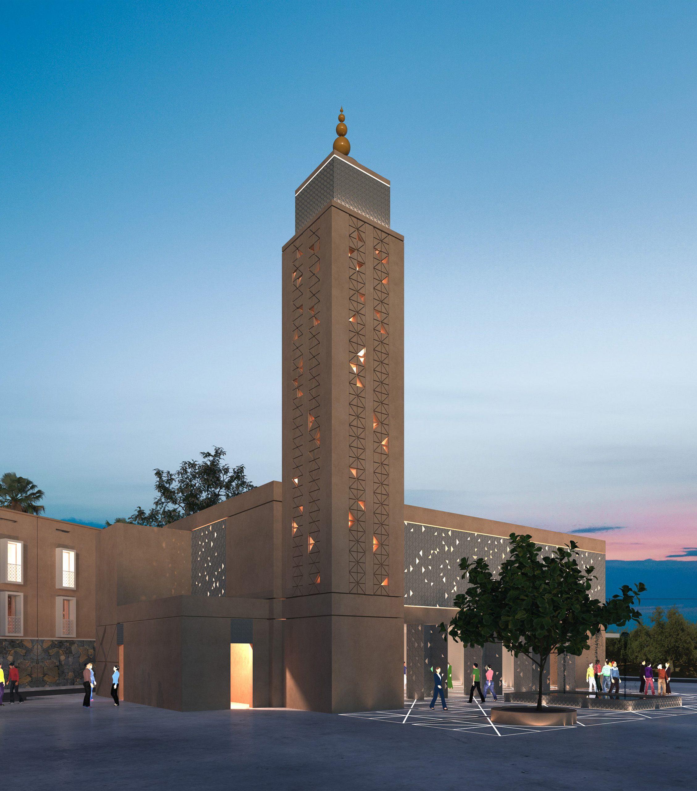 MH.SITE.RES RAIS.14.vur nuit mosquée